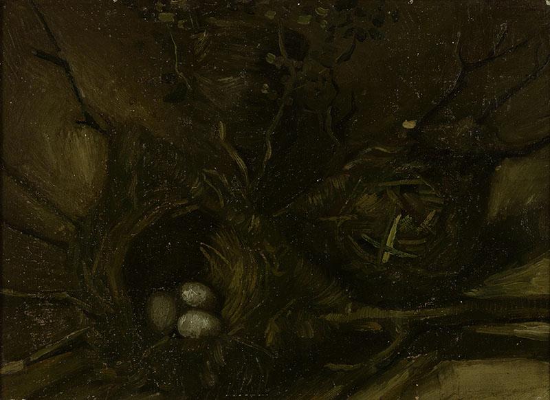 Vincent van Gogh Birds' Nests (2)