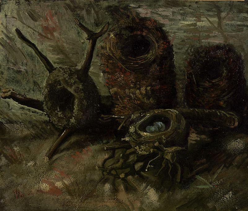 Vincent van Gogh Birds' Nests