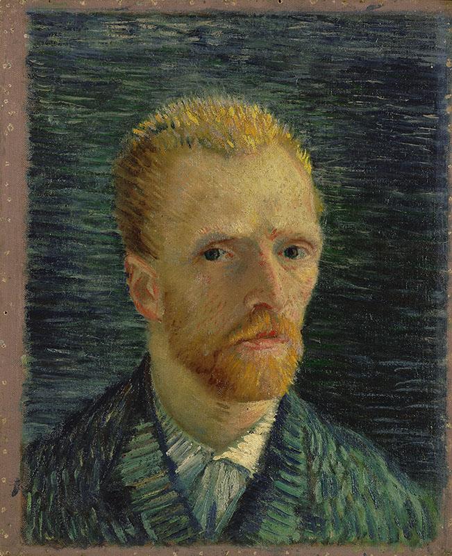Vincent van Gogh Self-Portrait (2)