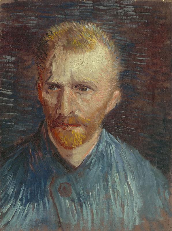 Vincent van Gogh Self-Portrait (3)