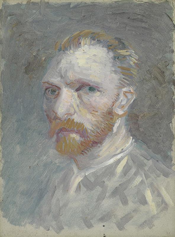 Vincent van Gogh Self-Portrait (4)