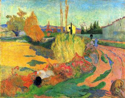 Paul Gauguin Von Arles
