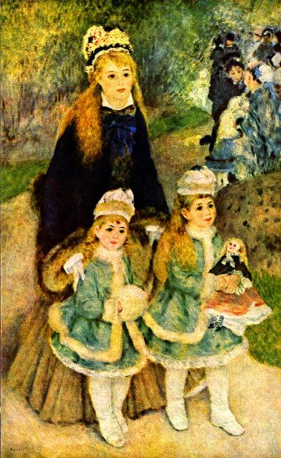 Pierre-Auguste Renoir Walk