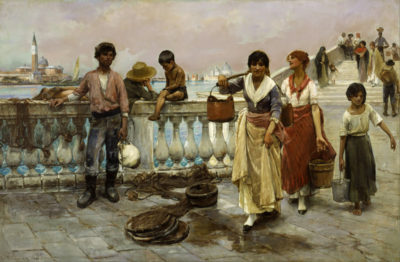 Frank Duveneck Water Carriers