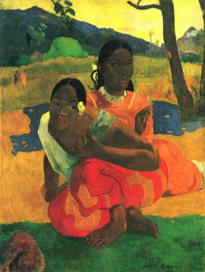 Paul Gauguin When You Hear