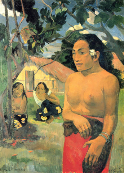 Paul Gauguin Where are you going?