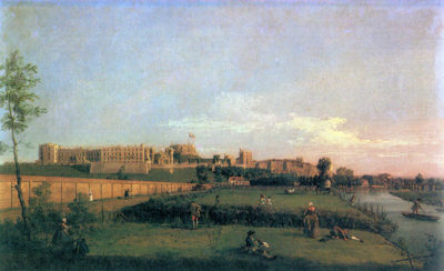 Canaletto Windsor Castle