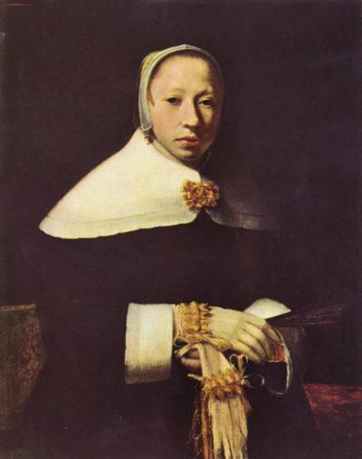 Johannes Vermeer Women's portrait