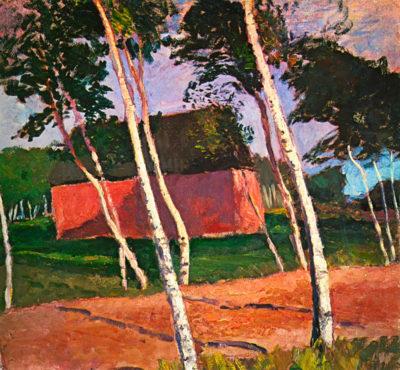Paula-Modersohn-Becker Worpsweder Landscape