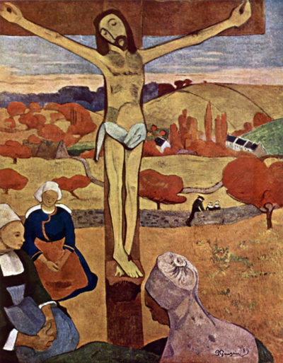 Paul Gauguin Yellow Christ