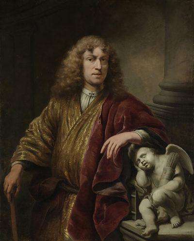 Ferdinand Bol Self-Portrait