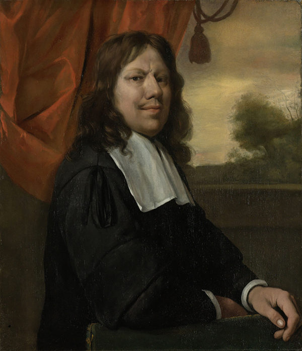 Jan Havicksz. Steen Self-portrait