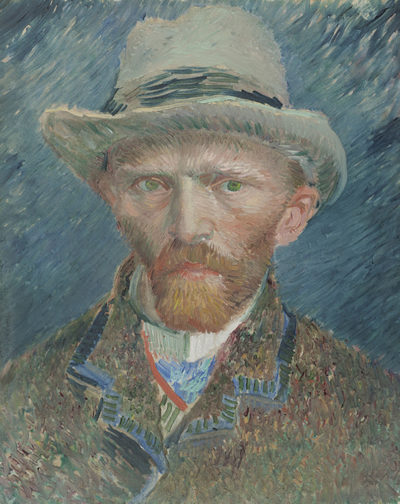 Vincent van Gogh Self-portrait