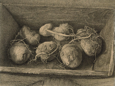 Jopie Huisman Aardappelbakje 1974