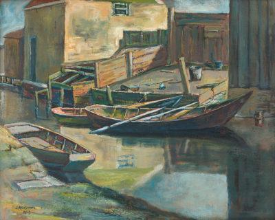 Jopie Huisman Bootjes van de schilder 1959
