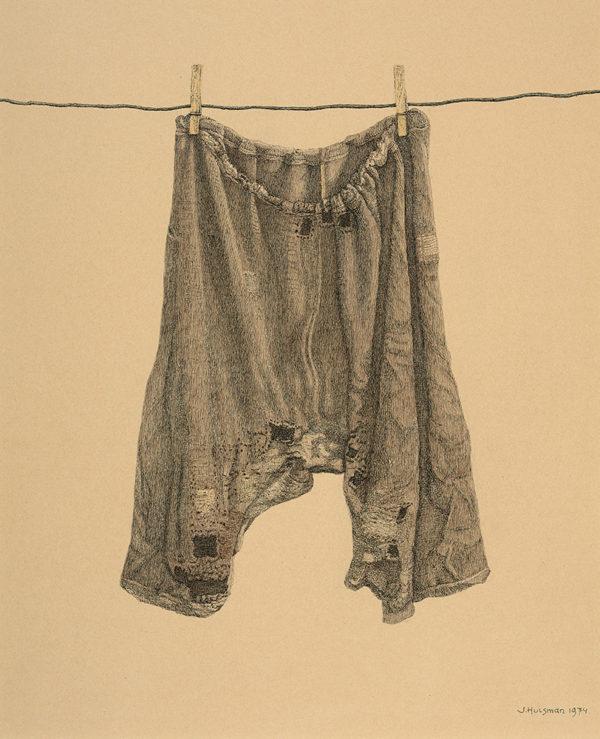 Jopie Huisman De broek van meuke Albertje 1974