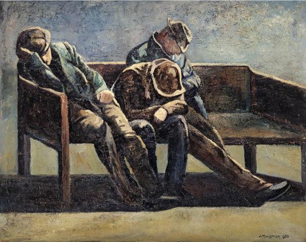 Jopie Huisman De drie gebroeders 1965