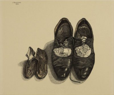 Jopie Huisman De eerste en de laatste schoenen 1974