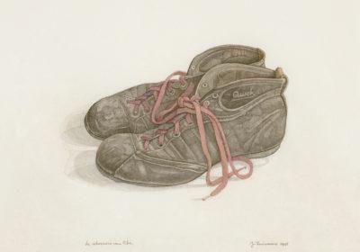 Jopie Huisman De schoenen van Abe 1995