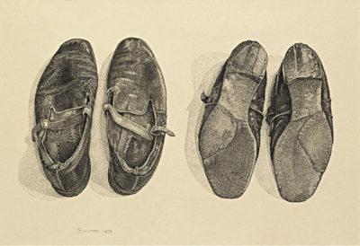 Jopie Huisman De schoenen van de oude Yde 1973