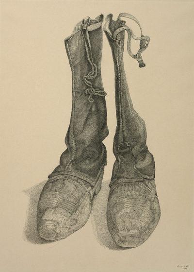 Jopie Huisman Klomplaarzen