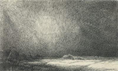 Jopie Huisman Opkomend onweer 1966