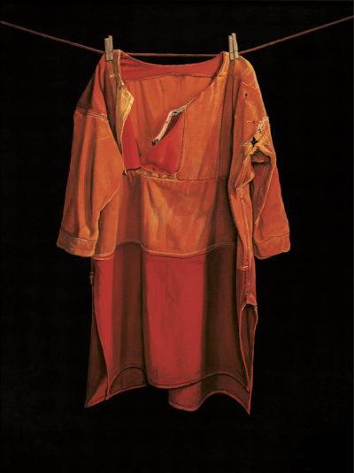 Jopie Huisman Roodbaaien hemd 1975