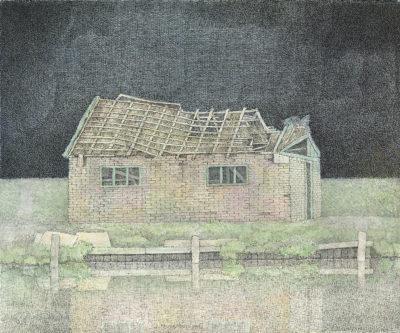 Jopie Huisman Verlaten vissershuisje
