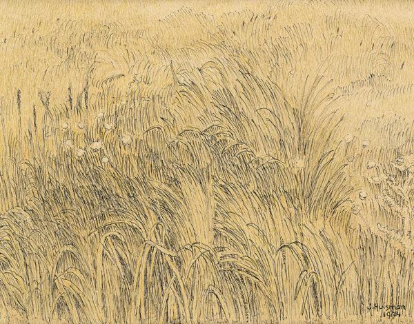 Jopie Huisman Wuivend gras 1974