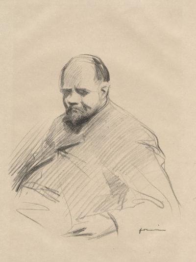 Jean Louis Forain Ambroise Vollard
