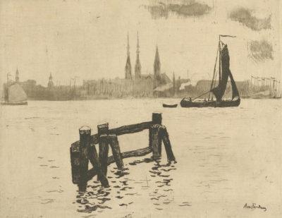 Théo Van Rysselberghe Amsterdam