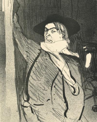Henri de Toulouse-Lautrec Aristide Bruant