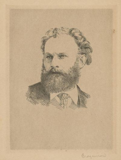 Félix Bracquemond Edouard Manet