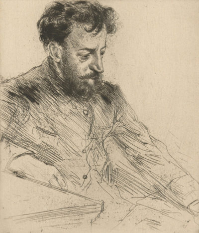 Norbert Goeneutte Eugène Murer