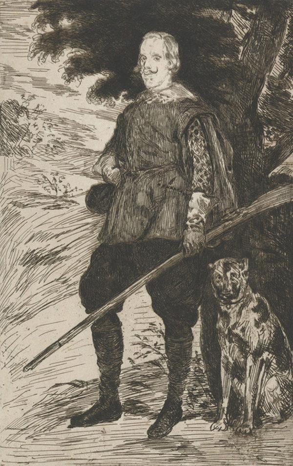 Edouard Manet Philip IV