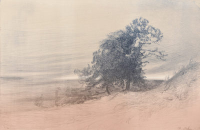 Charles Marie Dulac Landscape (Paysage)