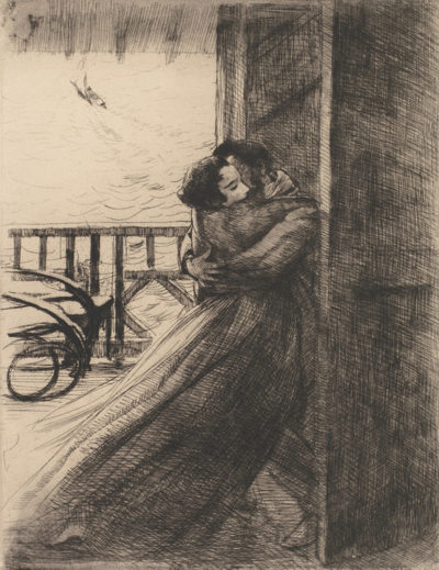 Albert Besnard Love (L'amour)