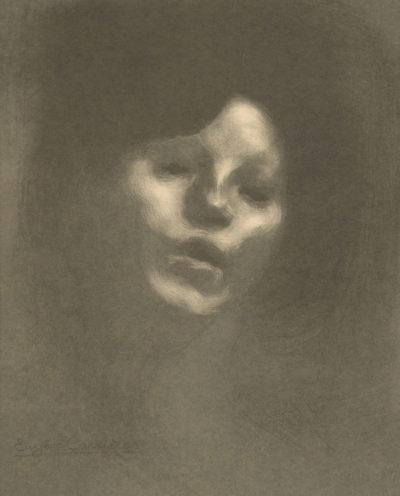Eugène Carrière Marguerite Carrière