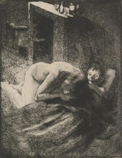 Henri de Toulouse-Lautrec Misery (La misère)