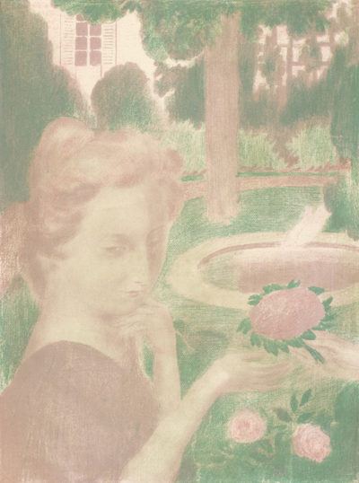 Maurice Denis Morning bouquet