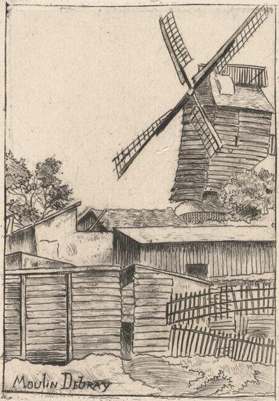 Eugène Delâtre Moulin Debray
