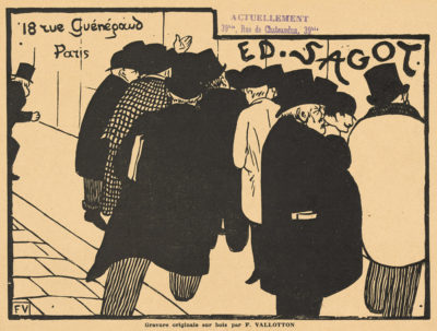 Félix Vallotton Print Fanciers (Les amateurs d'estampes)