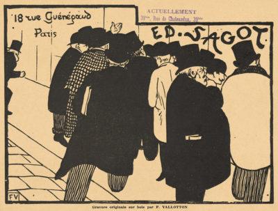 Félix Vallotton Print Fanciers (Les amateurs d'estampes)