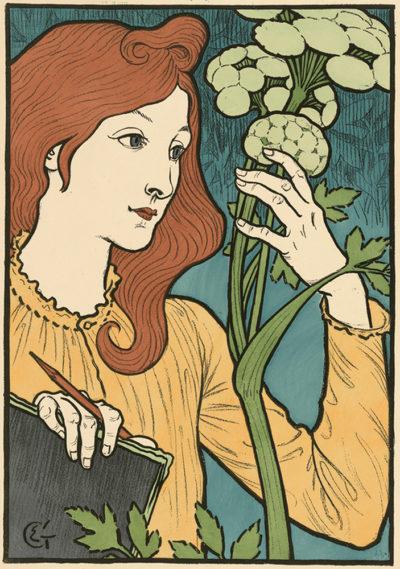 Eugène Grasset Salon des Cent