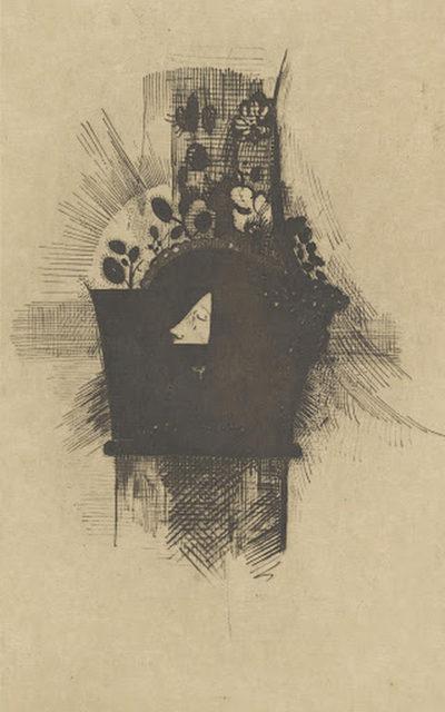 Odilon Redon Series Les fleurs du mal