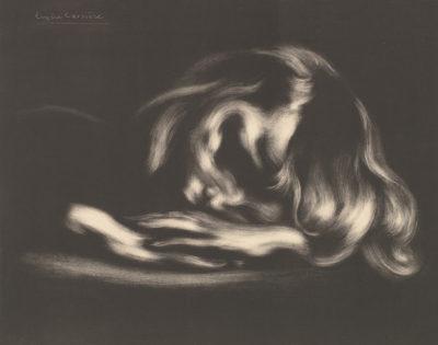 Eugène Carrière Sleep (Jean-René Carrière)