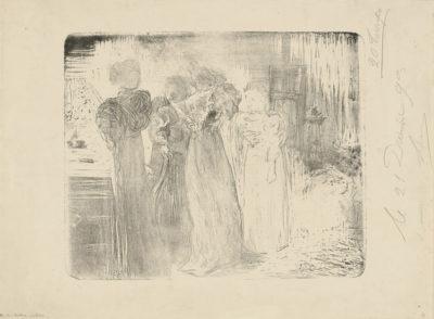 Edouard Vuillard Studio (L'atelier)