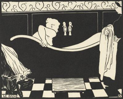 Félix Vallotton The Bath (Le bain)