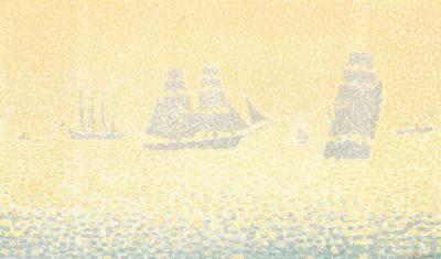 Maurice Denis The Boats (Les bateaux)