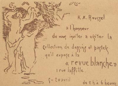 Ker-Xavier Roussel Two Women Bathing (Deux baigneuses)